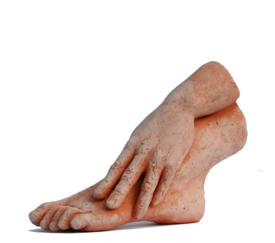 Foot and hand