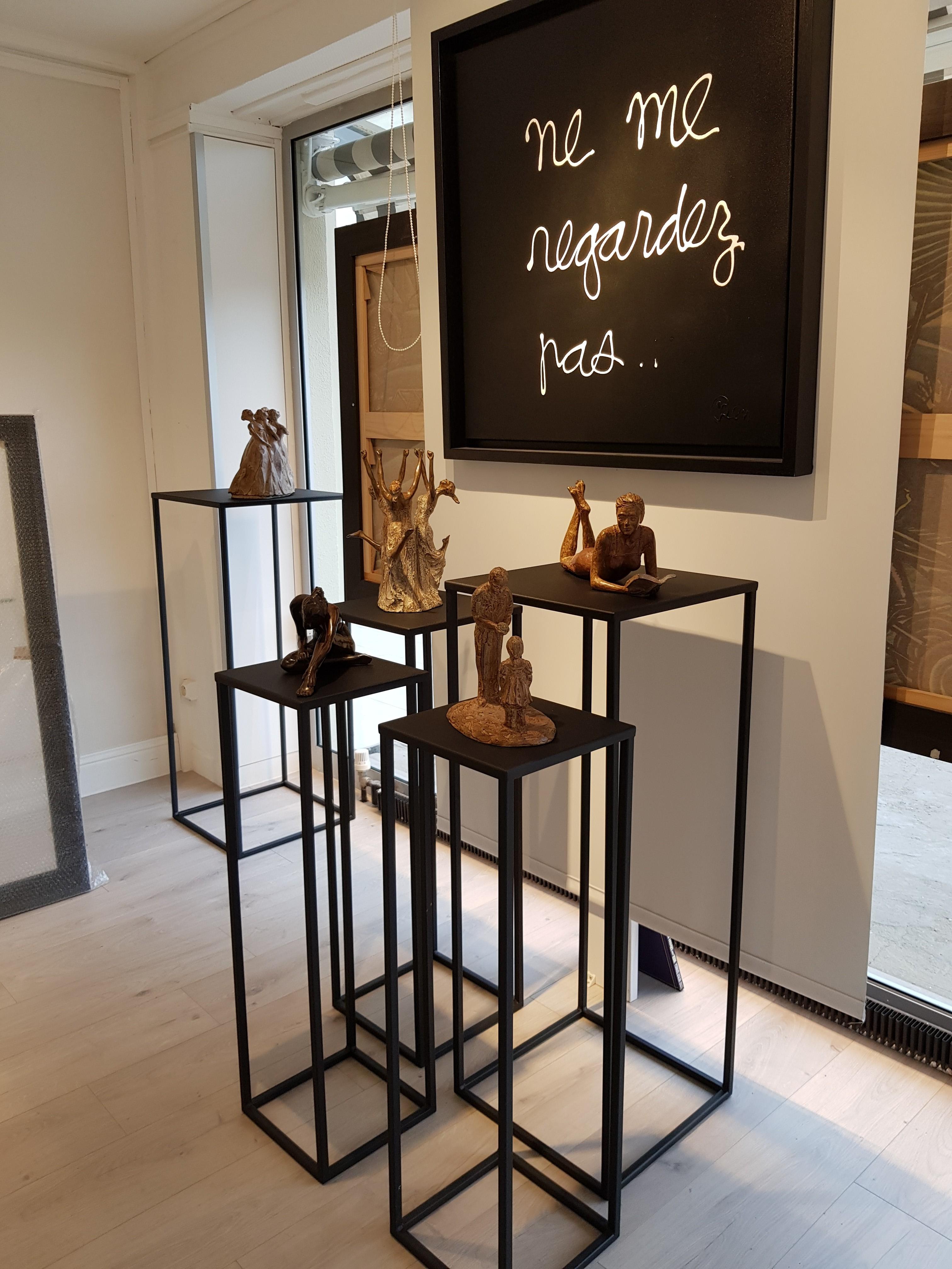 Nathalie Lefort Art Gallery Design Ben