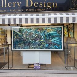 Nathalie lefort Art Gallery Design