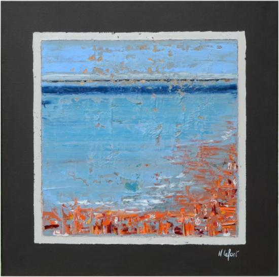Nathalie Lefort - La mer 2