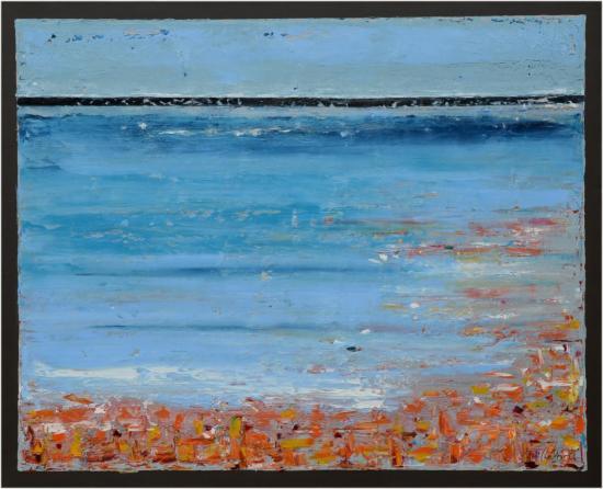 Nathalie Lefort - La mer 5