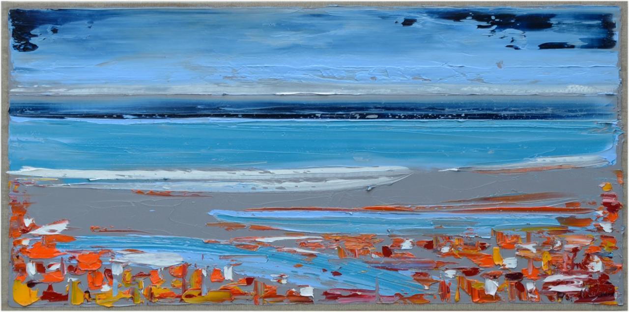 Nathalie Lefort - La mer 9