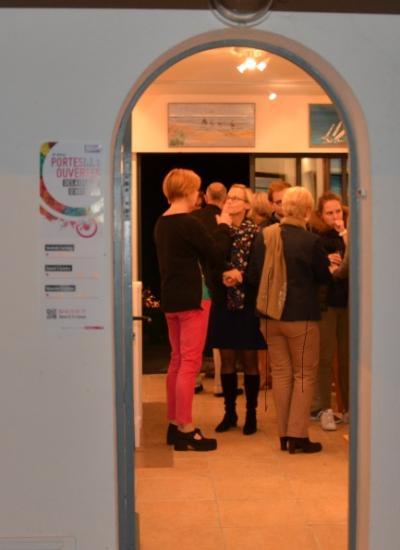 1. Portes ouvertes d'atelier d'artiste 2015 - Nathalie lefort sculpteur